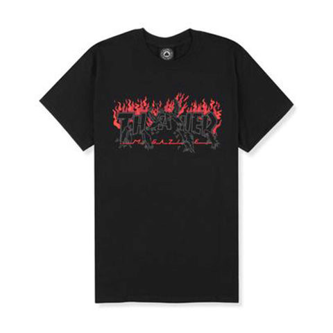 Crows SS Tee - Black