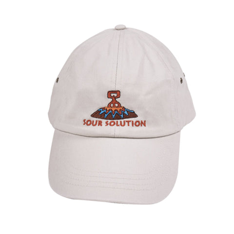 Volcanic Dad Cap - Wheat