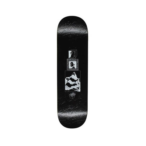 Malcom Speaks Deck - Black