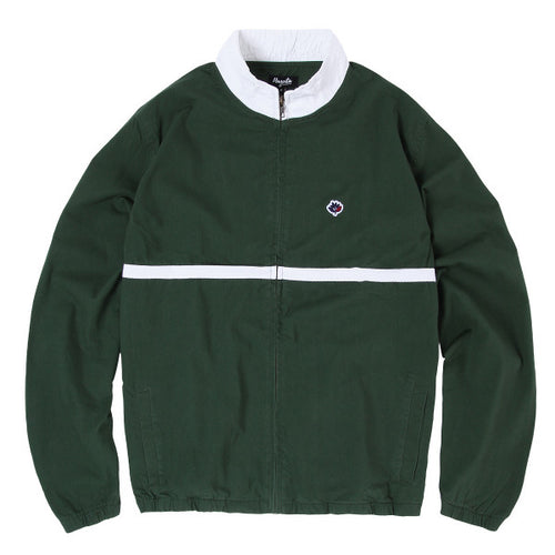 Cotton Sport Jacket - Green