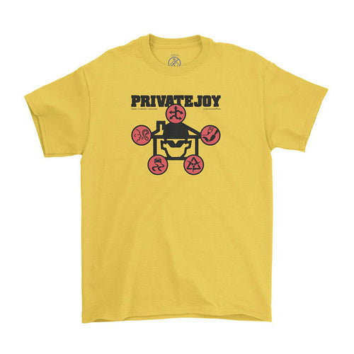 Bizz Tee - Yellow