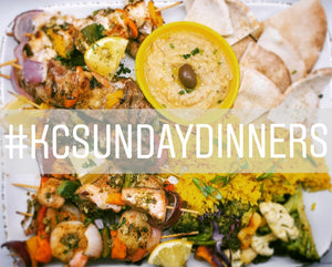 Sunday Dinner 6.14- #1 - Tradewinds Mixed Grill