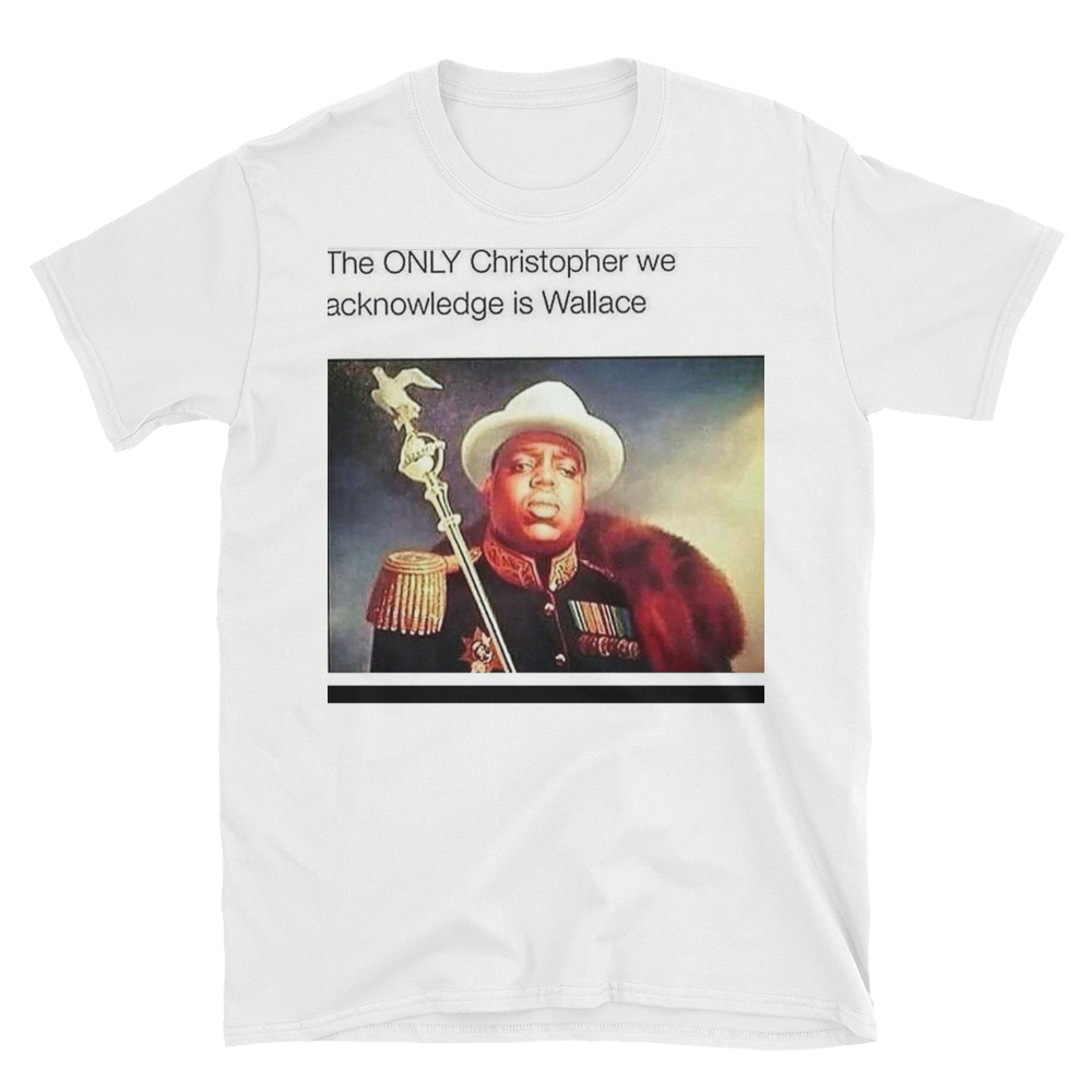 Christoper Unisex T-Shirt