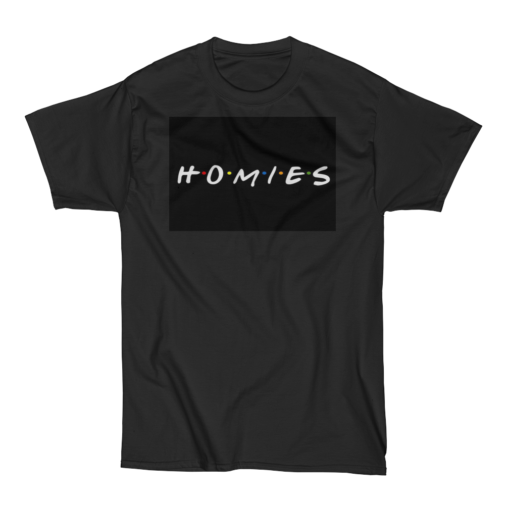 Homies 4x 5x  Men's Short Sleeve T-Shirt