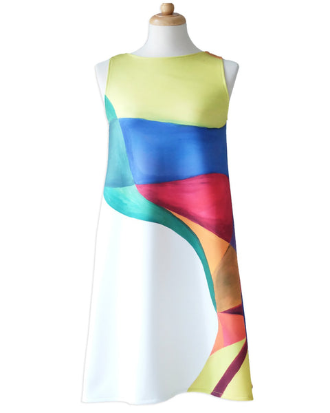 COLOURS sleeveless dress
