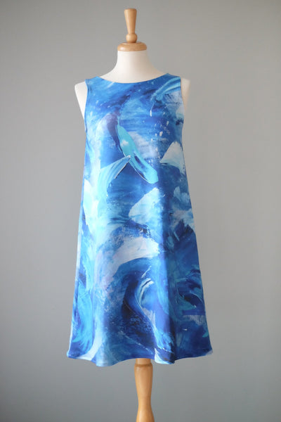 SWAY sleeveless dress