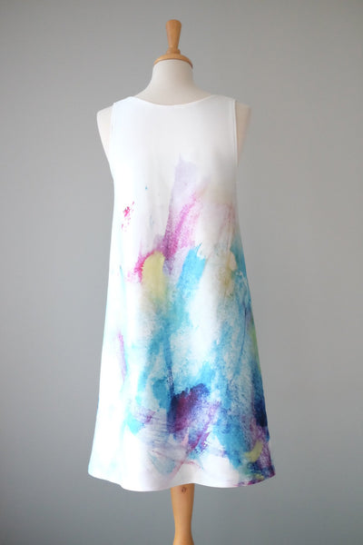 OCEAN sleeveless dress