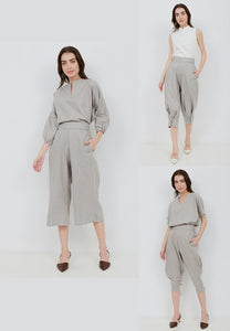 Basic 3-Way Pants GREY