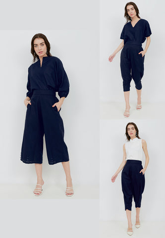 Basic 3-Way Pants NAVY
