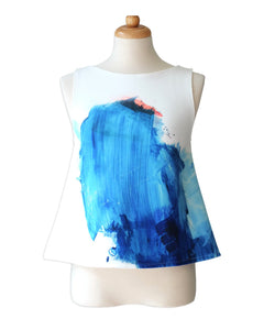 SPLASH sleeveless top