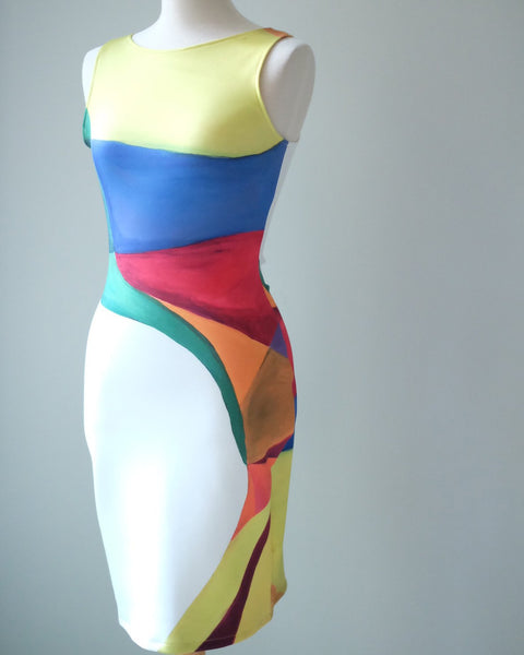 COLOURS Pencil Dress