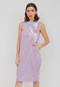 SONGBIRDS Tulip Dress Lilac