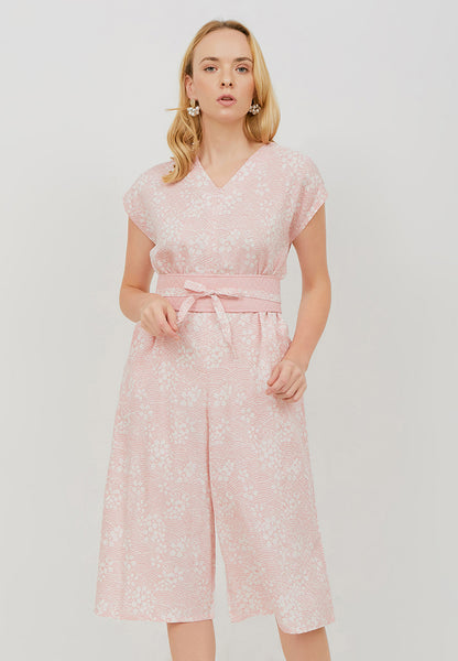 SAKURA さくら BLUSH Jumpsuit Batik