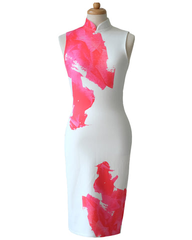 BLOOMS Pencil Dress
