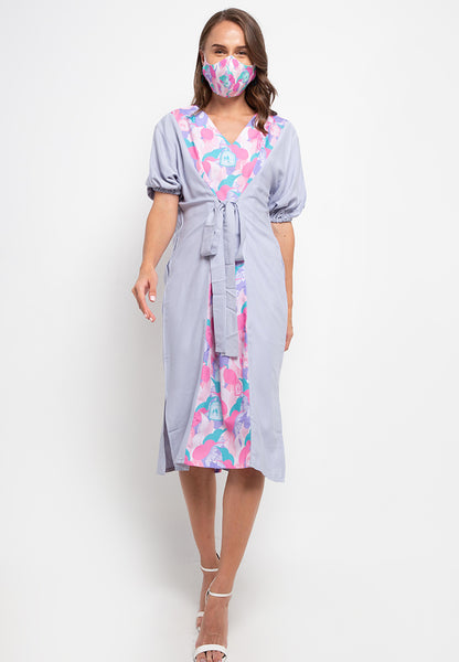SONGBIRDS Ciel Dress Grey