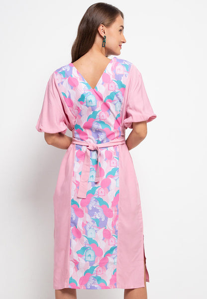 SONGBIRDS Ciel Dress Pink