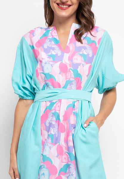 SONGBIRDS Ciel Dress Mint