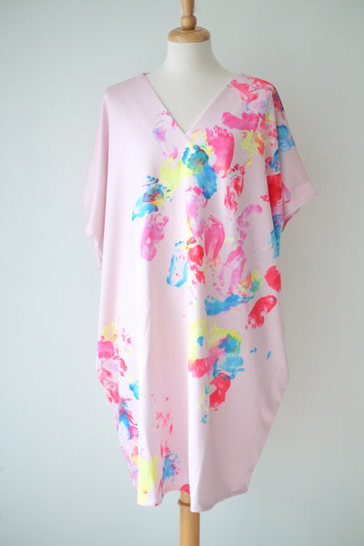 FOOTPRINTS Kimono Dress