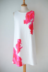 BLOOMS sleeveless dress