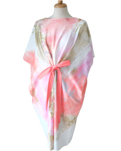 ENGLISH ROSE Kimono Dress