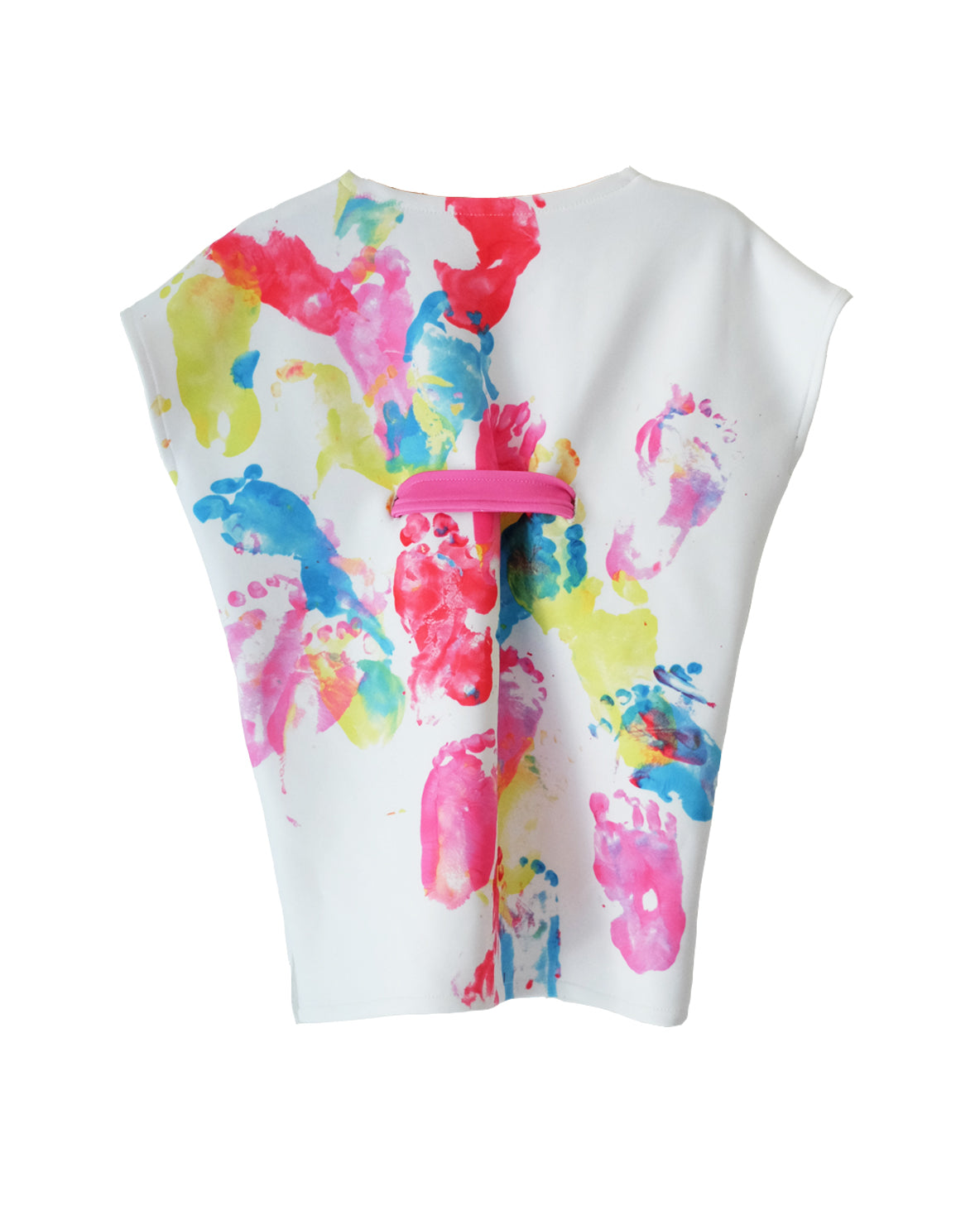 FOOTPRINTS MiniMe Kimono Dress