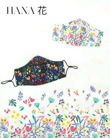 HANA 花 Reusable Mask