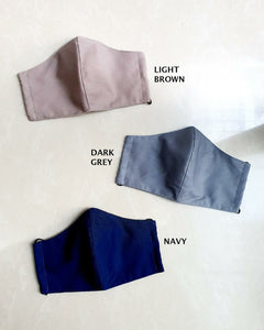 *)NEW COLOUR Reusable Mask (PRE-ORDER)