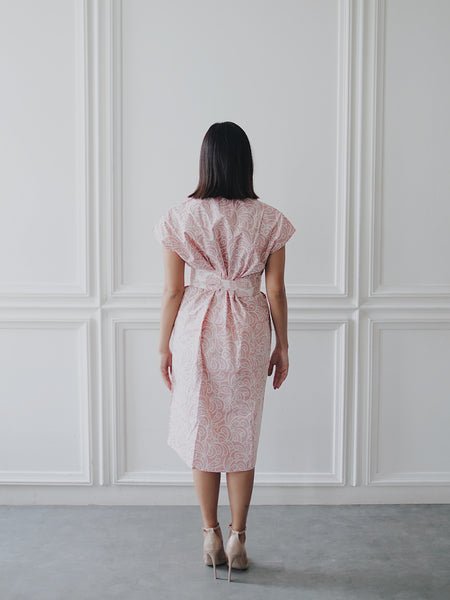 PORCELAIN Blush Nyonya Dress
