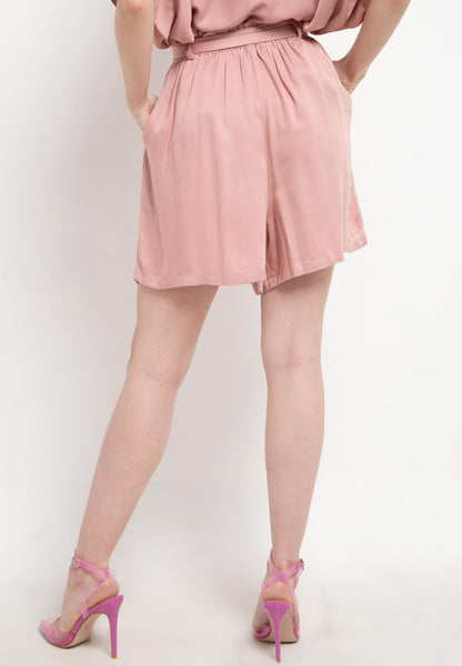 Relax Shorts Pants Nude