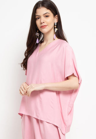 Relax Top Pink