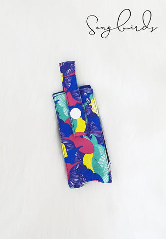 SONGBIRDS NEON Hand Sanitizer Holder