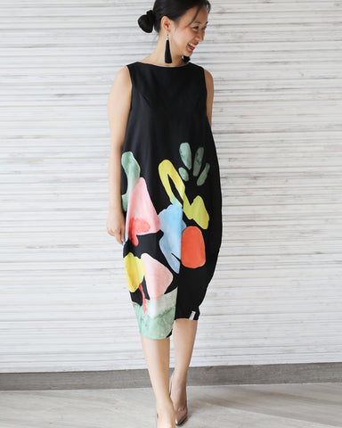 SEA STONES Tulip Dress