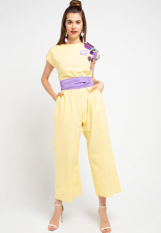 VANDA Yellow Jumpsuit