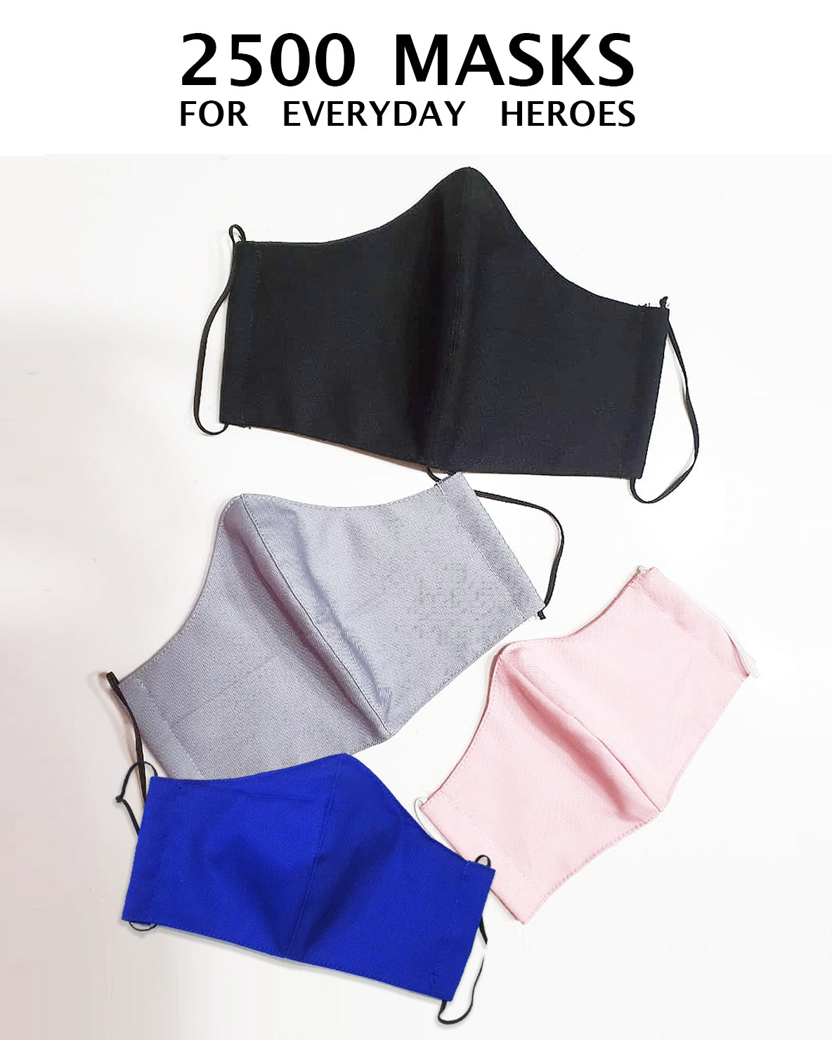 EVERYDAY HEROES Reusable Mask