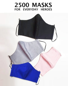 EVERYDAY HEROES Reusable Mask (PRE-ORDER)