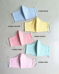 *) VANDA Reusable Mask
