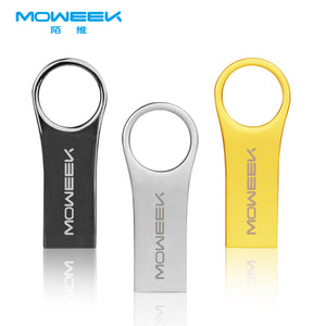 M17 USB STICK METAL FLASH DRIVE PEN DRIVE U DISK KEY RING