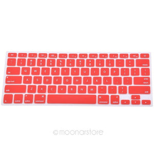 SILICONE KEYBOARD SKIN COVER FOR LAPTOP CANDY COLORS.