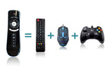 WIRELESS ANDROID REMOTE CONTROL AIR MOUSE GAMING 3D MOUSE STICK FLY T2 GYROSCOPE MULTI-FUNCTION SMART TV PC BOX PS3.