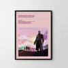 GUARDIANS OF GALAXY Vol. 2 Star Lord 2017 Poster Art Print, Movie Film Posters Gift - SOA State of Art
