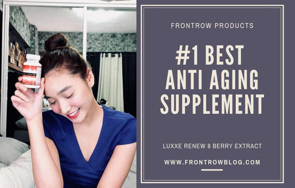 #1 best anti aging supplement