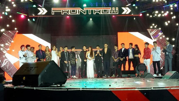 frontrow Philippines celebrity members