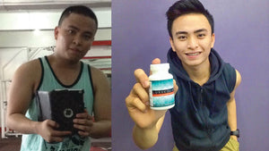 Tabachoy no more! Try mo na din mag-luxxe slim, stay fit and healthy!