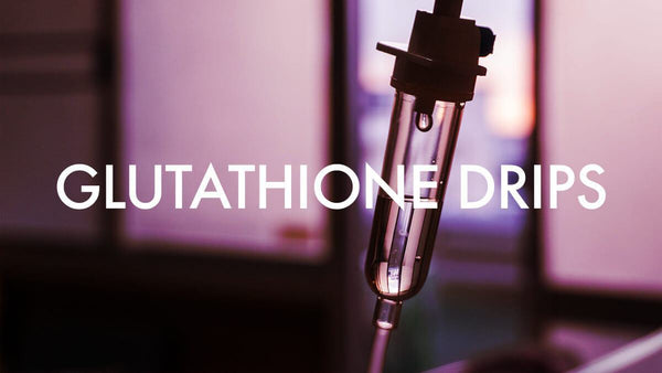 glutathione iv benefits