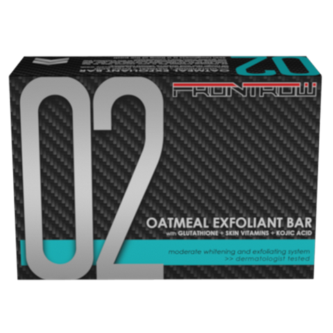 02 Oatmeal Exfoliant Bar