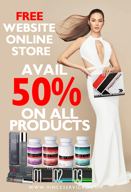 Avail 50% Discount on All Frontrow Products with Free Website and Online Store Updated