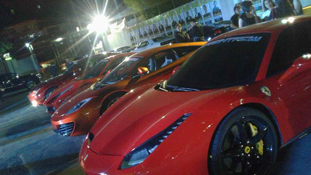 frontrow international sports car