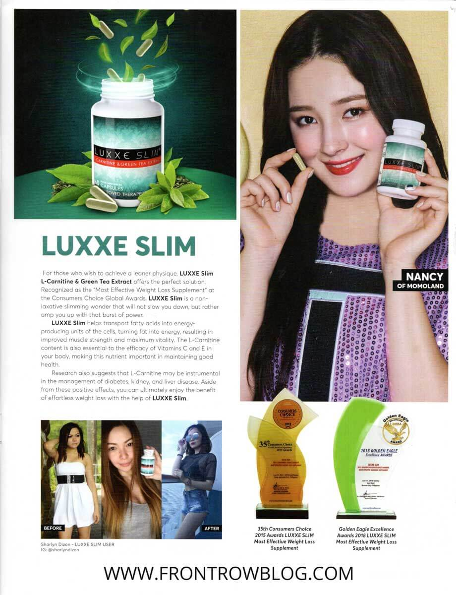 frontrow-luxxe-slim-weight-loss