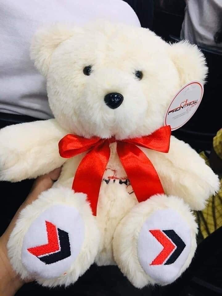 frontrow luxxy teddy bear