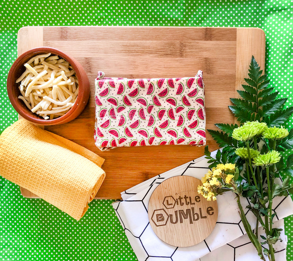 Beeswax Wraps: Sustainable, Eco Friendly Food Covers & Packaging